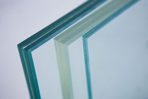 6.38mm 8.38mm 10.38mm thick clear laminated float glass 6mm laminated safety glass