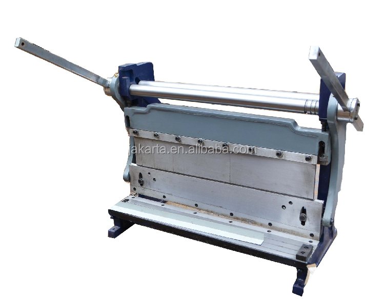 YJD-760 3 in 1 press brake shearing machine and rolling machine for Pakistan