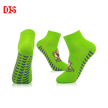 DS-II-1141 cotton socks trampoline socks trampoline sock trampoline bounce sock