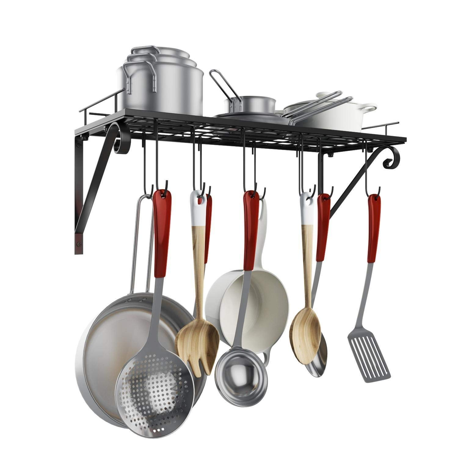 Pan Wall Rack Find Deals On Line At