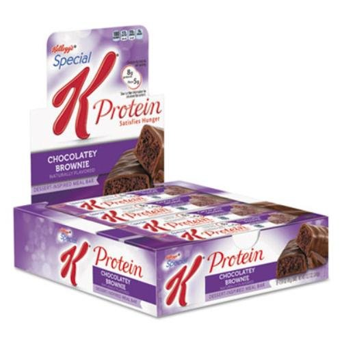 KELLOGGS SPECIAL K PROTEIN BAR CHOCOLATE BROWNIE 1.59 oz each (8 ct)