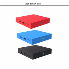 China supply amlogic s905x quad core android 6.0 1gb 8gb support 4K mag 250 iptv set top box with logo printed