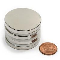 Round neodymium magnet/15mmx1.5mm Diameter Ndfeb Magnet Disc