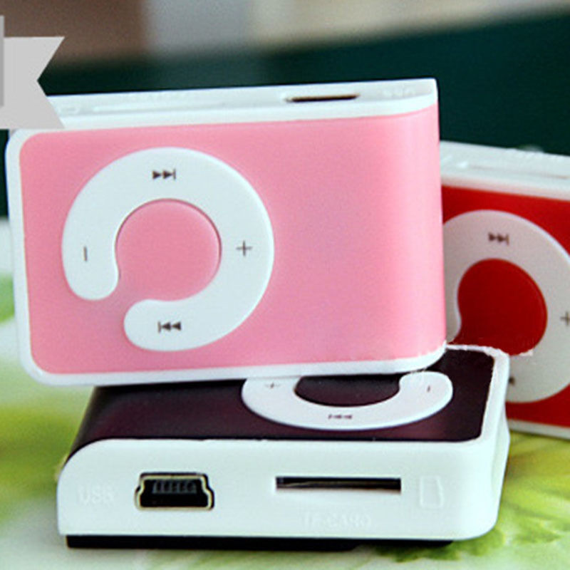 New Mini Clip USB Digital Mp3 Music <strong>Player</strong> Sport MP3 Support SD TF Card MP3 <strong>Player</strong>