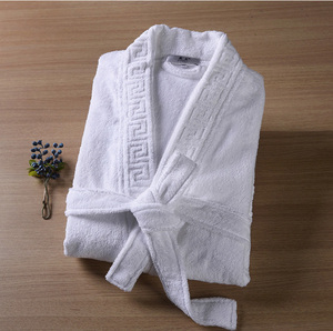 Best quality antique bathroom bath robe for woman Full sets for Toweling Bath Robes