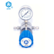 High pressure one stage ss diaphragm helium gas regulator