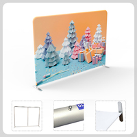 tension fabric event exhibition stands material