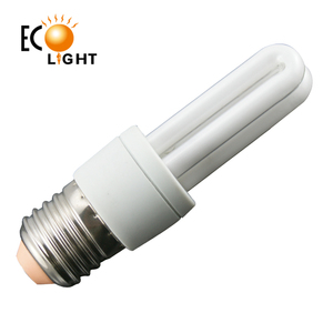 Low price! Energy saver lamp bulb 2U 5W 7W 9W 11W 13W 15W 18w