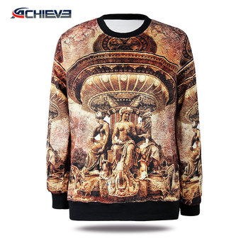 sweatshirt custom men women sweater sublimated ugly christmas sweater - Christmas Sweaters Men