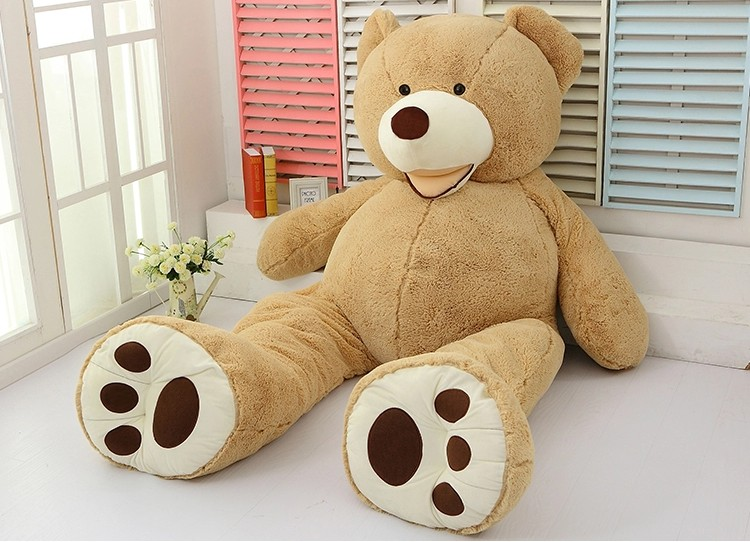 2019 Wholesale 260cm 102 Huge Big Stuffed Animal Giant Teddy Bear