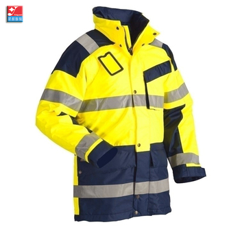 Manufacturer Construction Clothing 3m Reflective Safety