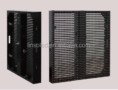 Indoor and Outdoor Transparent Strip LED Display Screen, Flexible LED Mesh Screen, Transparent LED Curtain Display