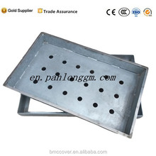 Invisible Stainless Steel Decorative Recessed Manhole Cover