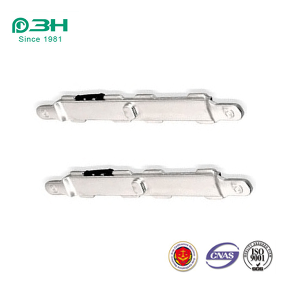 Professional Sliding Folding Door Fittings Transmission Rod Flush Bolt