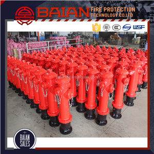 Used DI BS750 Underground Fire Hydrant For Sale