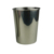 FDA Food Grade Single Wall Stainless Steel Beer Cup With Black