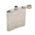 Stainless steel 6OZ hip flask with custom logo