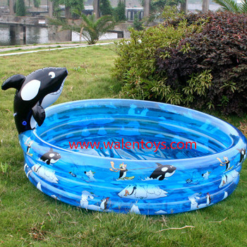 Inflatable Swimming Pool Kids Children Toddler Baby Summer Toy Outdoor Play  Pool - Buy Inflatable Swimming Pool,Inflatable Swimming Pool Kids Children  ...