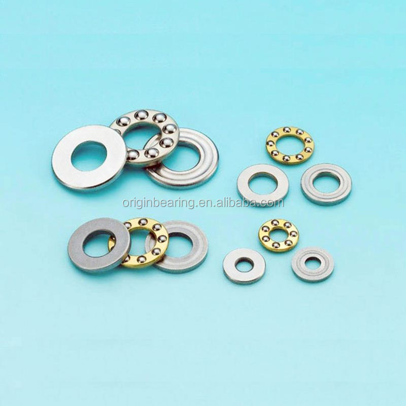 Miniature thrust bearing made in cixi thrust Ball Bearing F4-10M F4-10
