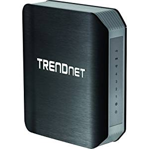 """Trendnet Tew. 812Dru Ieee 802.11Ac Wireless Router . 2.46 Ghz Ism Band . 5.85 Ghz Unii Band . 1750 Mbps Wireless Speed . 4 X Network Port . 1 X Broadband Port . Usb . Gigabit Ethernet . Yes Desktop """"Product Type: Wireless Devices/Wireless Routers"""""""