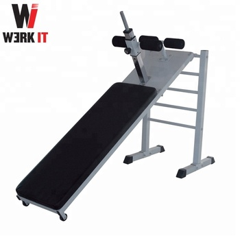 Weight bench weight lifting bench portable home gym equipment