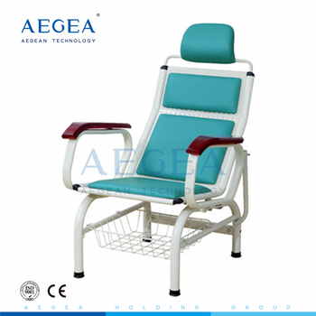 AG-TC002 adjustable hospital sofa bed infusion medical reclining chair