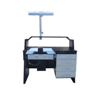 Factory Supply Single Person Dental Workstations for Dental Laboratory (1.2m)