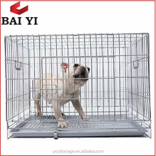 Wholesale Aluminium General Cage Slant-front Collapsible Dog Crate