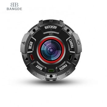 waterproof sport wearable watch smart camera S222