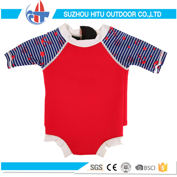 5118e3e1a1 Baby Thermal Snugbabes Swimwear UPF 50+ 2mm Neoprene Swimsuit 6 months to  30 months