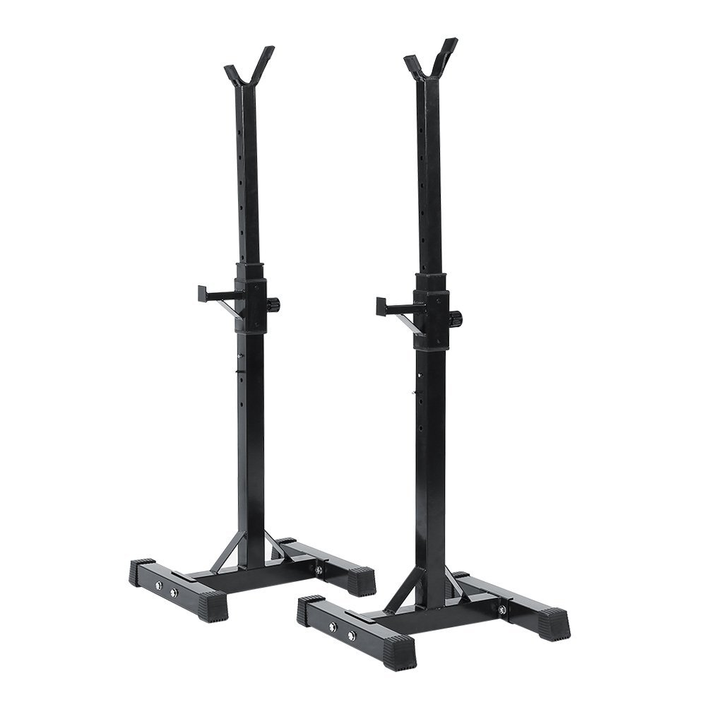 Buy Professional Heavy Duty Squat Rack With 7 Olympic Bar