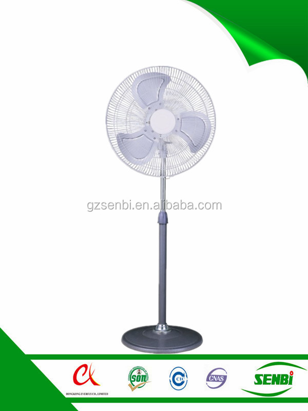 100% copper wire motor 18inch design electric stand fan outdoor