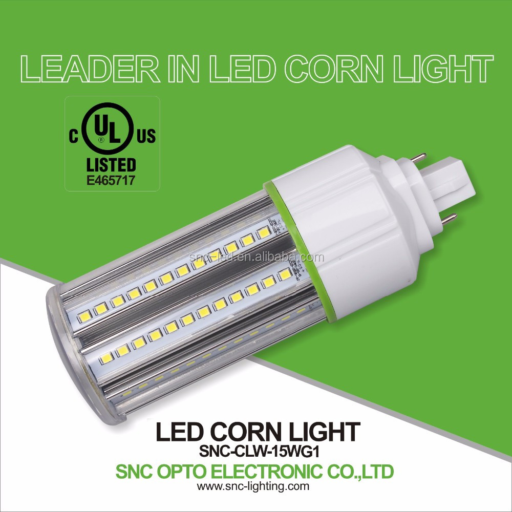 5 Years Warranty LED G24 PL Lamp 15W