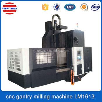 large cnc milling machine