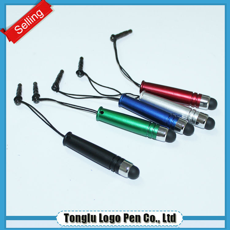Factory hot sale stationery metal stylus pen,wholesale multifunction branded pen stylus