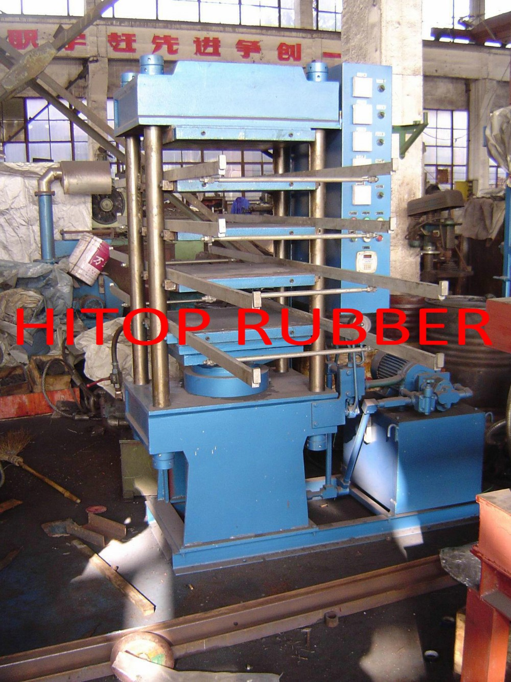 Rubber Tile Mat Making Machine Buy Rubber Mat Producing