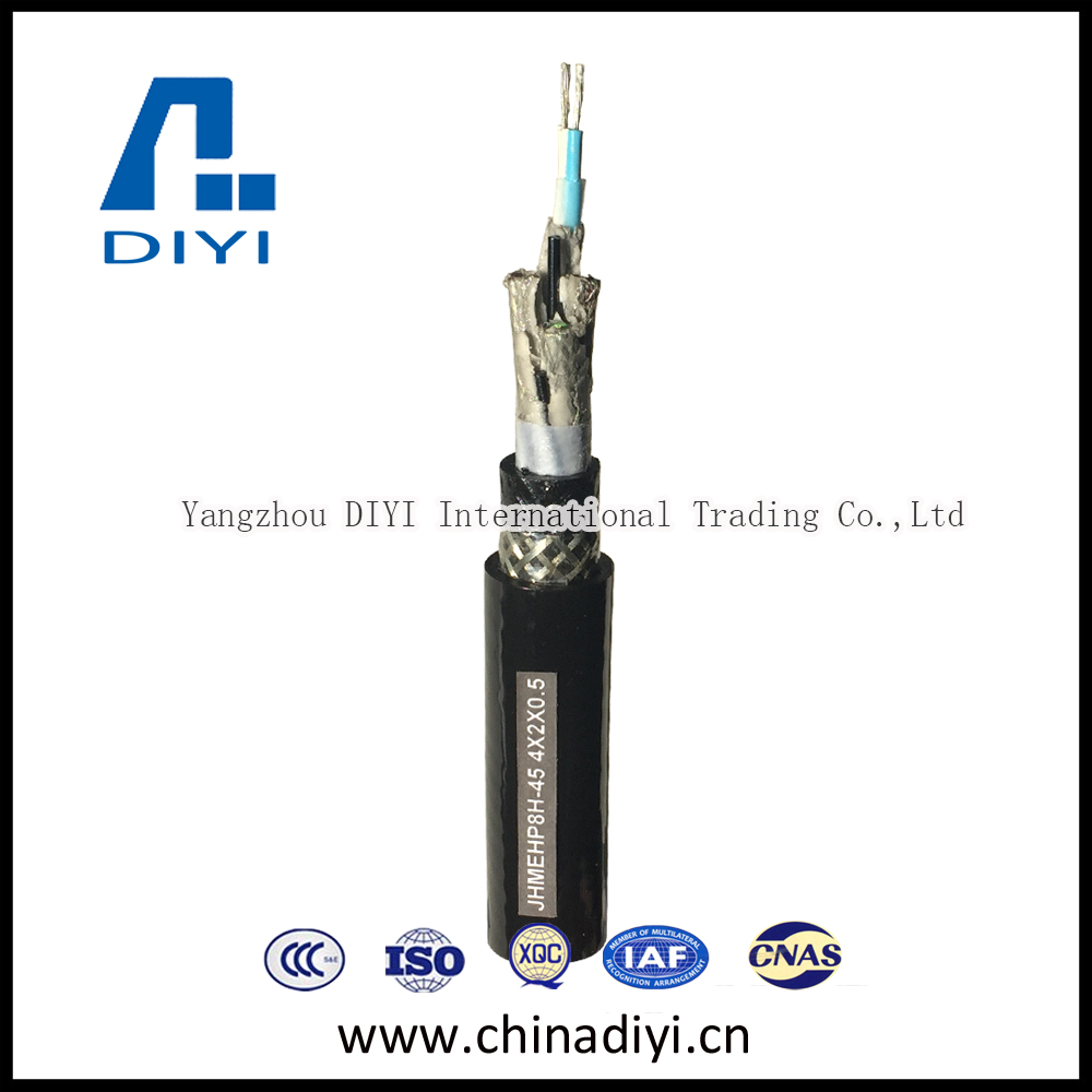 4*2*0.5 mm JHMEHP8H-45 Cable