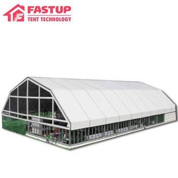 Aluminum Pvc Polygon Roof Marquee Tent For Real Estate