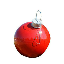 12 inch Plastic Ball, Christmas large ball