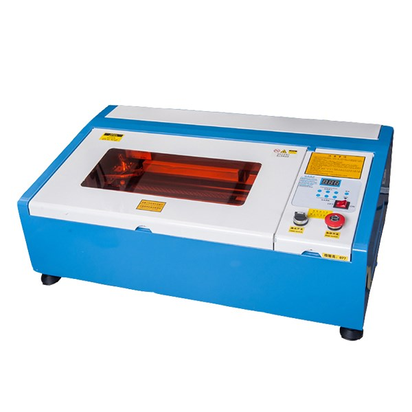 cnc co2 laser 40w 50w mini laser graveermachine