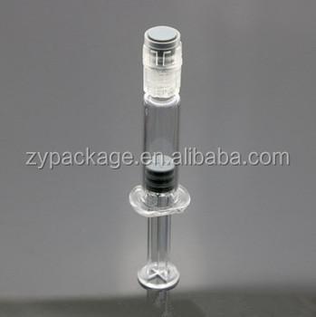 Luer Lock / Tip Glass Syringes 1ml Vape Oil Syringe Concentrate Oil  Syringes Injector - Buy Glass Syringe,Luer Slip/luer Lock Syringe,Medical  Syringe