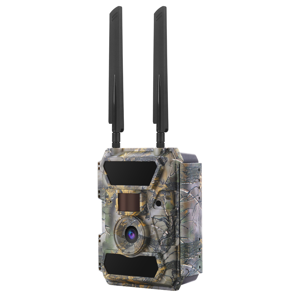 1080p 100 degree wide lens infrared 4G digital wild trail camera with 57pcs IR led lights