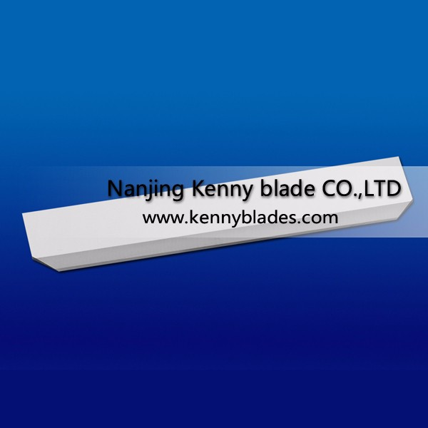 Chemical fiber wiper cutting blade, slitter blades for chemical fibers