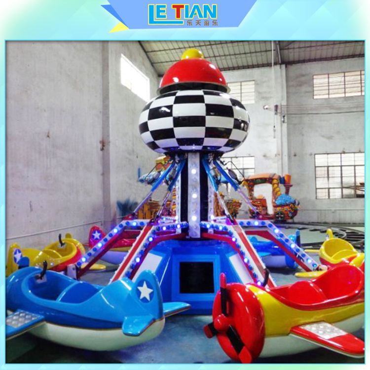Playground Equipment FRP product Hydraulic System Used Self Control Plane for sale