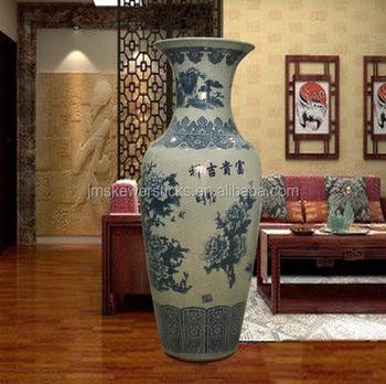 cm antiguo chino de cermica grandes jarrones de suelo