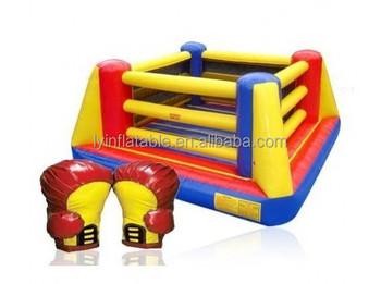 Alto qulity adulto rimbalzo casa/ring per la boxe