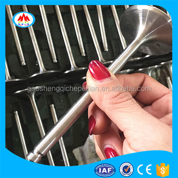 mini van spare parts custom steel engine valves for changhe freedom
