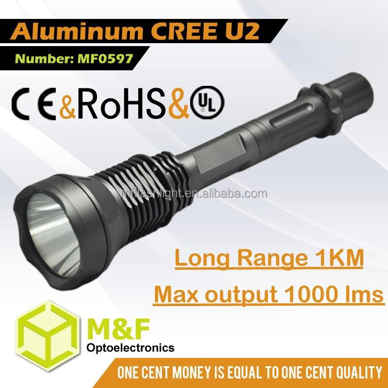 Ningbo Xml U2 Led1000lumens 1km Torch Light Long Distance ...
