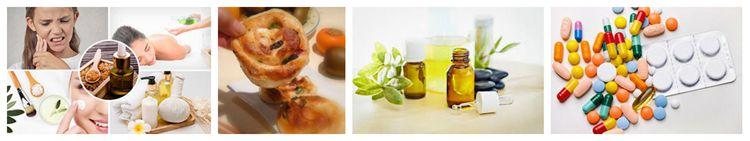 Xi'an SOST Alimentazione Boswelia Serrata Estratto di Boswellic Acido