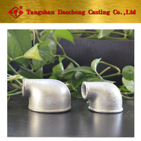"90R 2"" * 11/2"" Elbow Casting iron pipe fittings"